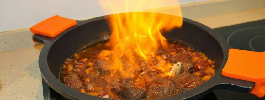 ¡Bicarbonato de sodio para extinguir incendios! 2