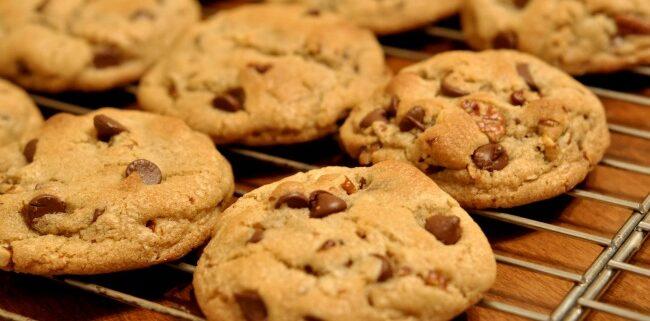 Cookies americanas. 3