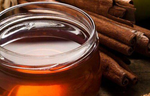 Galletas de miel y canela. 2