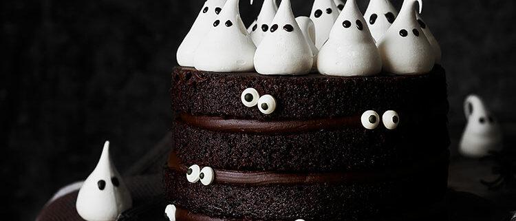 tarta-fantasmas-halloween