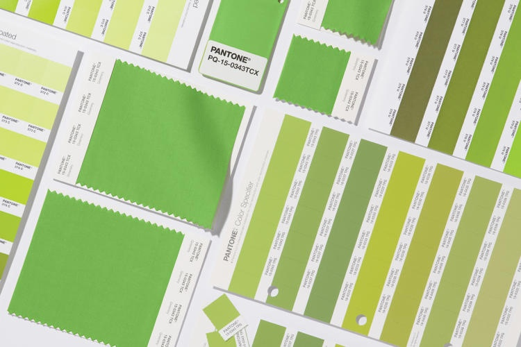 pantone-greenery-swatches