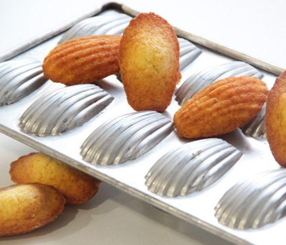 Magdalenas francesas, receta original. 3
