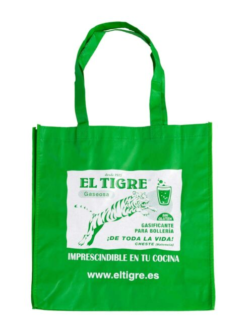 bolsa compra Gaseosa El Tigre
